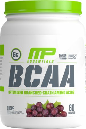 Image of BCAA Grape 60 Servings - Amino Acids & BCAAs MusclePharm