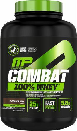 Image of MusclePharm Combat 100% Whey 1814 Grams Cookies 'N' Cream