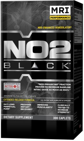 MRI NO2 Black の BODYBUILDING.com 日本語・商品カタログへ移動する
