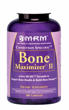 MRM Bone Maximizer II