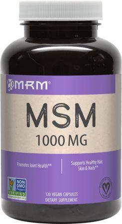 MRM MSM 1000mg