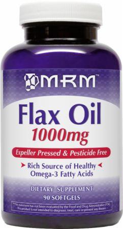 MRM Flax Oil