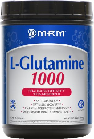 MRM L-Glutamine Powder