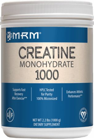 Image of MRM Creatine Monohydrate 1000 Grams Unflavored