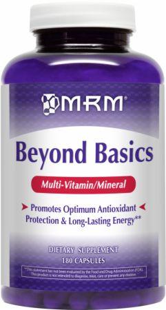 MRM Beyond Basics