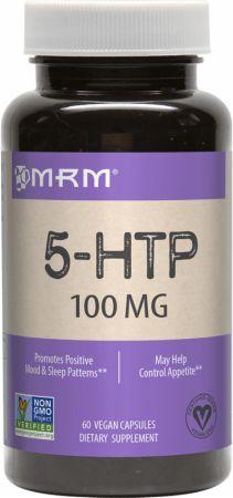 Image of MRM 5-HTP 100mg/60 Vcaps