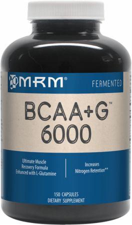 BCAA+G 6000 Caps