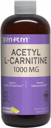 MRM Liquid Acetyl L-Carnitine