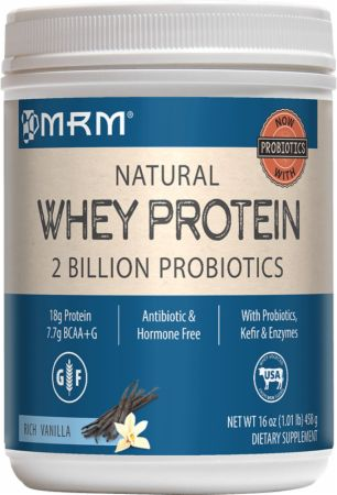 100% All Natural Whey