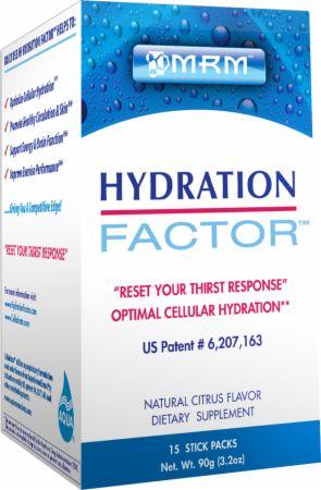 Hydration Factor