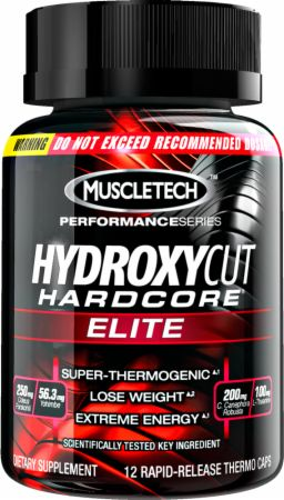 Hydroxycut thermogenic