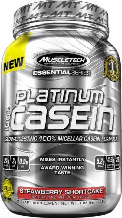 MuscleTech Platinum 100% Casein の BODYBUILDING.com 日本語・商品カタログへ移動する