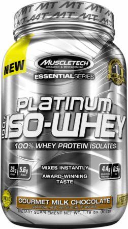 Platinum 100% Iso Whey