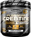 MuscleTech Platinum 100% Creatine Monohydrate, 400 Grams