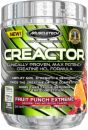 MuscleTech Creactor Creatine HCl, 120 Servings