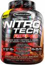 MuscleTech Nitro Tech Ripped Ultra Clean Whey Protein Isolate Powder + Weight Loss Formula, Low Sugar, Low Carb