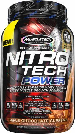 Nitro Tech White Chocolate