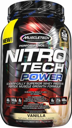 Nitro-Tech Power Protein Blend