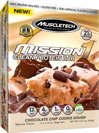 Mission1 Baked Protein Bar