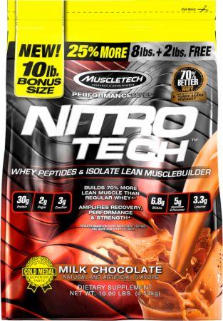 Nitro Tech Protein Powder