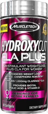 Hydroxycut CLA Plus