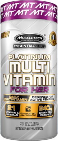 Platinum Multivitamin For Her