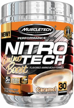 NITRO-TECH Amino Boost