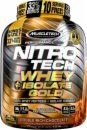 MuscleTech Nitro-Tech Whey Plus Isolate Gold