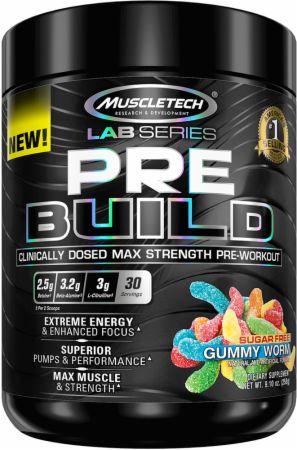 Pre Build Pre-Workout