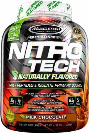 NITRO-TECH Naturally Flavored