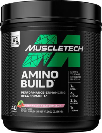 Amino Build BCAA Formula