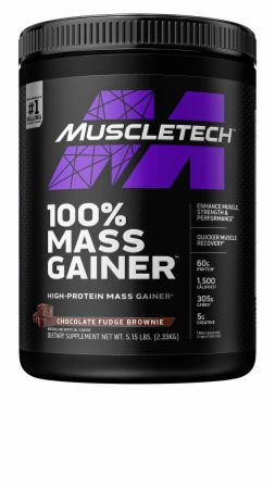 100% Mass Gainer - Premium Weight Gainer