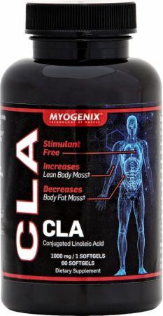 Image of Myogenix CLA 1000mg/240 Softgels