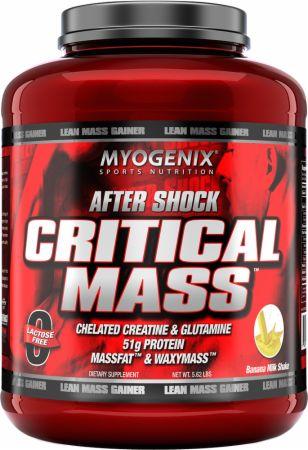 After Shock Critical Mass