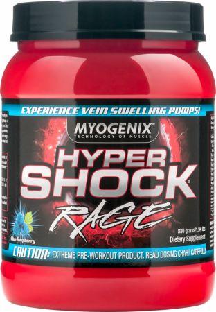 HYPERSHOCK RAGE