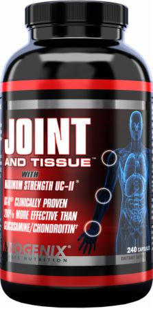 Image of Joint And Tissue 240 Capsules - Joint Support Myogenix
