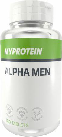 Image of MyProtein Alpha Men 120 Tablets