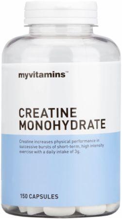 Image of MyVitamins Creatine Monohydrate 150 Capsules