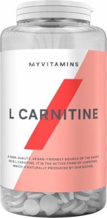 Image of MyVitamins L Carnitine 120 Tablets