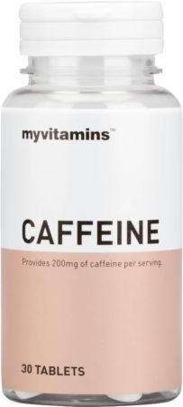 Image of MyVitamins Caffeine 30 Tablets