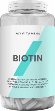 Image of MyVitamins Biotin 90 Capsules