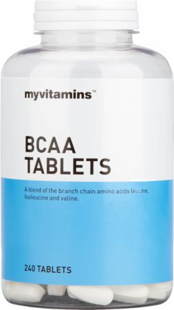 Image of MyVitamins BCAA Tablets 240 Tablets