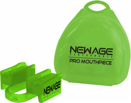 Image of 6DS Mouthpiece Lime Green - Workout Accessories New Age Performance