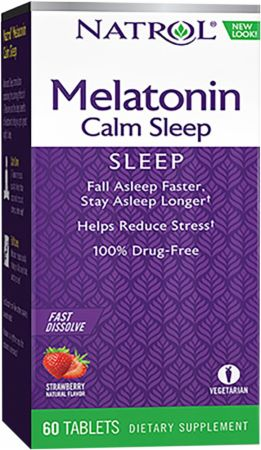 Melatonin Calm Sleep