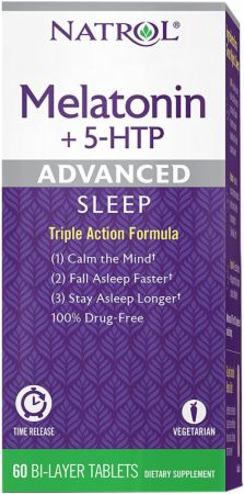 Melatonin + 5-HTP