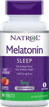 Melatonin Fast Dissolve