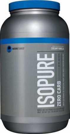 Zero/Low Carb Isopure