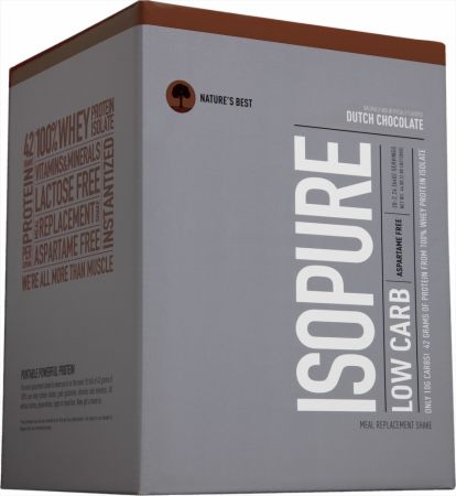 Nature's Best Isopure Low Carb