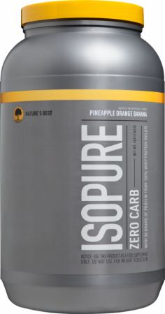 Zero/Low Carb Isopure