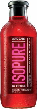 Zero Carb Isopure Drink
